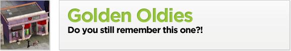 Golden Oldies: SimsVille