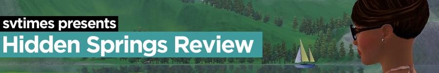 Hidden Springs Review